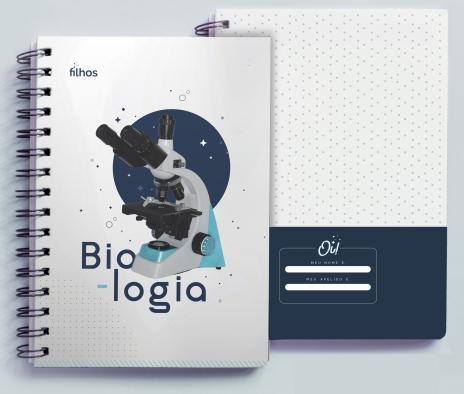 Caderno de Biologia