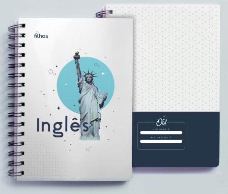 Caderno de Inglês